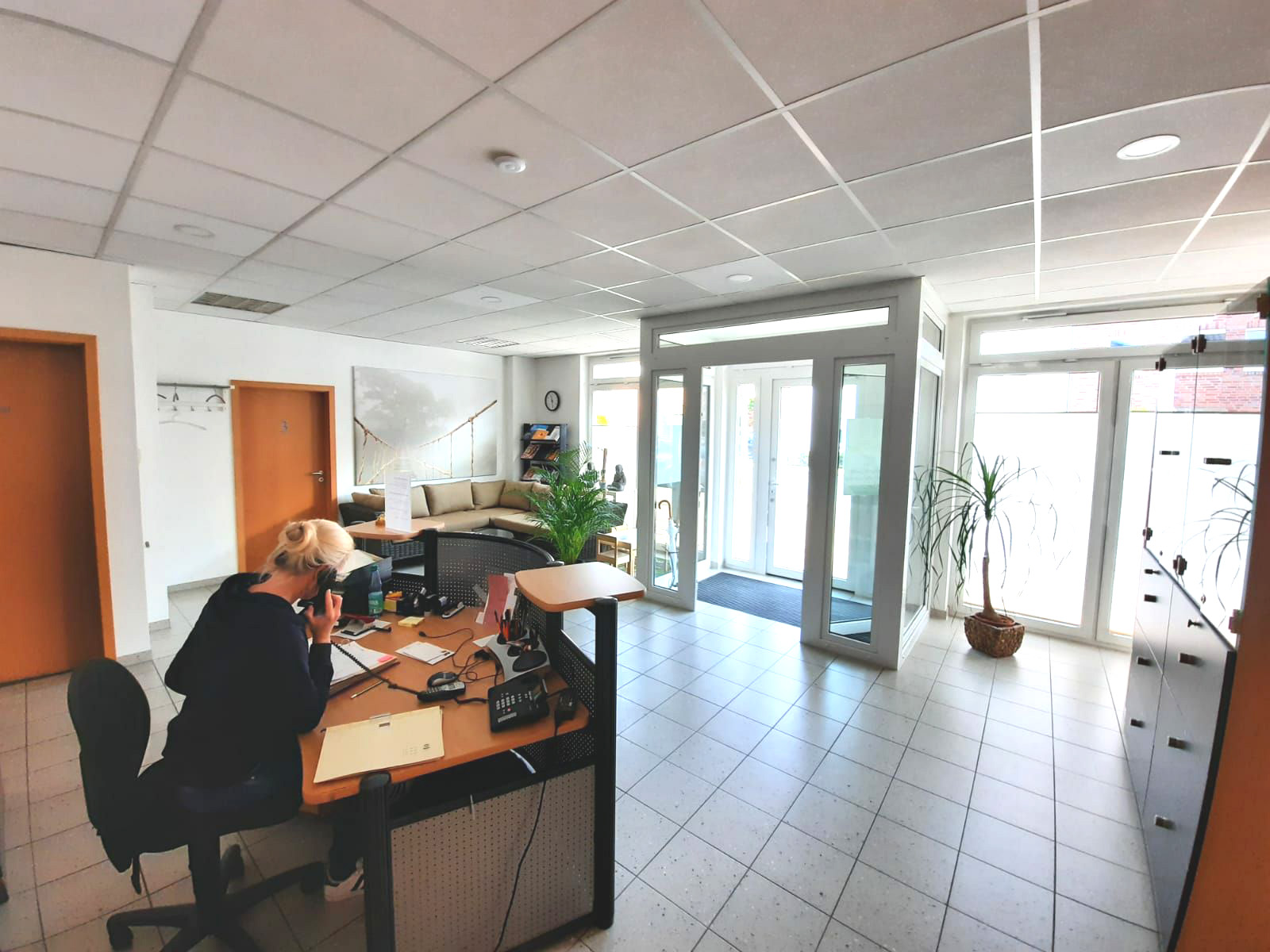 Praxis Seebeck & Ortmann - Rezeption